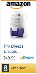 Dehumidifier for sale on Amazon.com