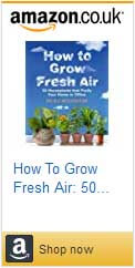 How to grow fresh air book by B.C. Wolverton for sale on Amazon.co.uk