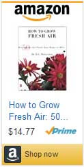 How to grow fresh air book by B.C. Wolverton for sale on Amazon.com